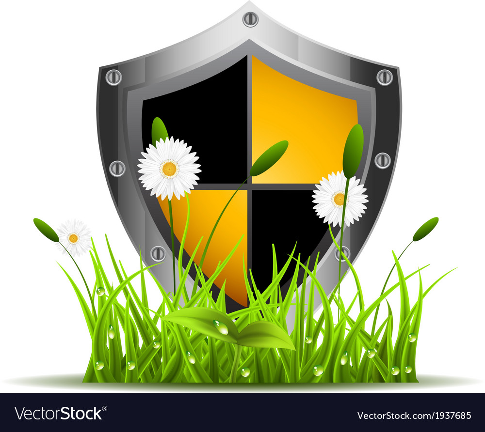 Protect the nature vector | Price: 1 Credit (USD $1)