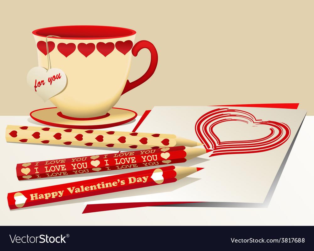 Valentine set vector | Price: 1 Credit (USD $1)
