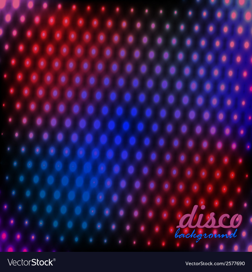 Bright the background disco vector | Price: 1 Credit (USD $1)