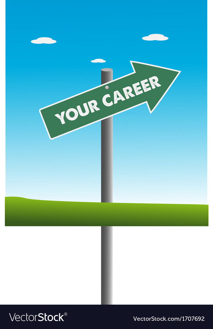 Your career vector | Price: 1 Credit (USD $1)