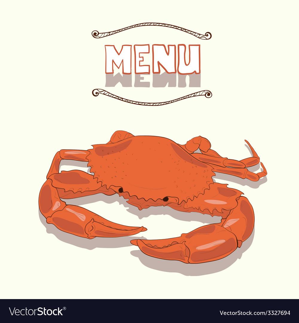 Krabbi13 vector | Price: 1 Credit (USD $1)