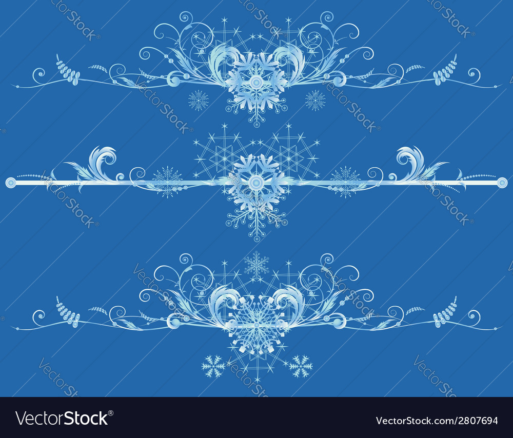 New year borders vector | Price: 1 Credit (USD $1)