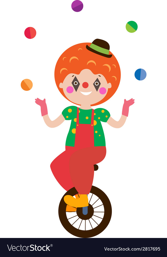 Clown character vector   Price: 1 Credit (USD $1)