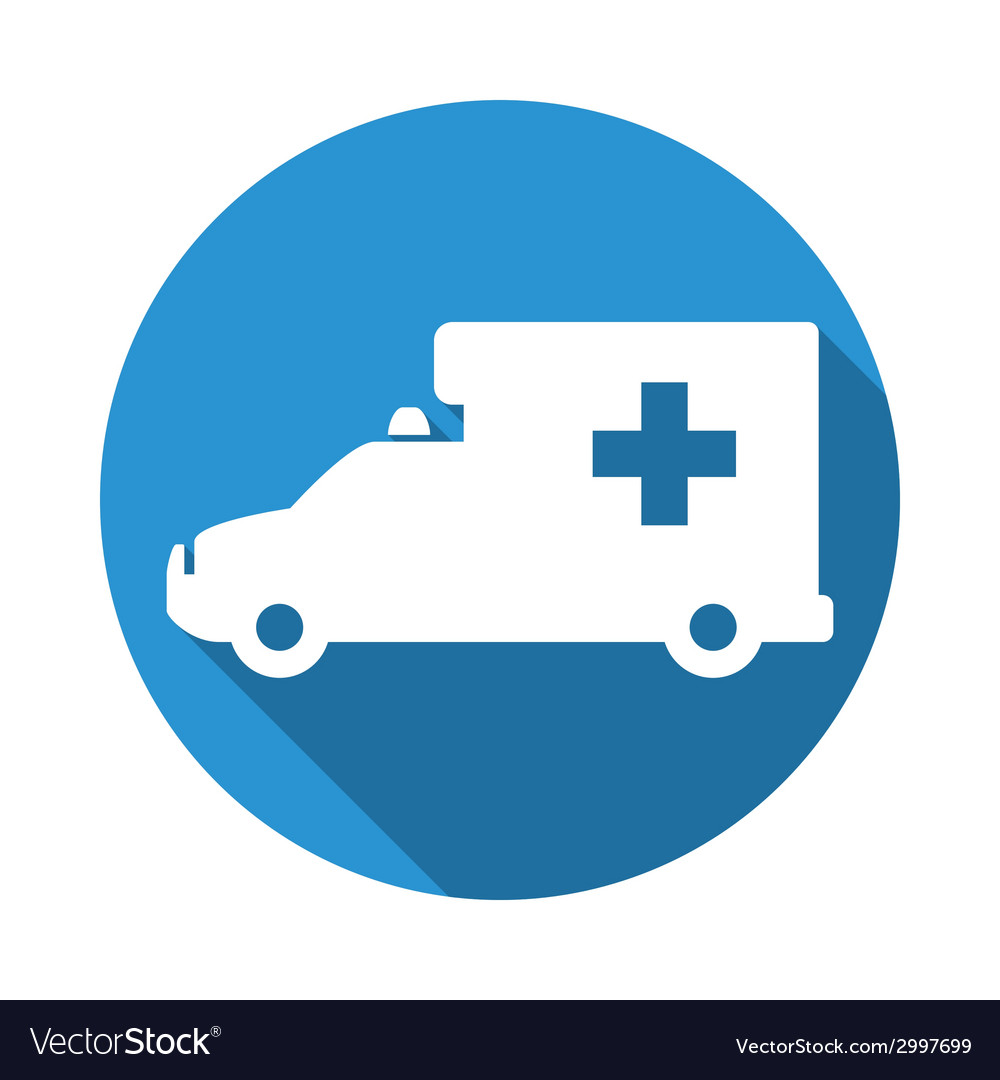 Medical transport vector | Price: 1 Credit (USD $1)
