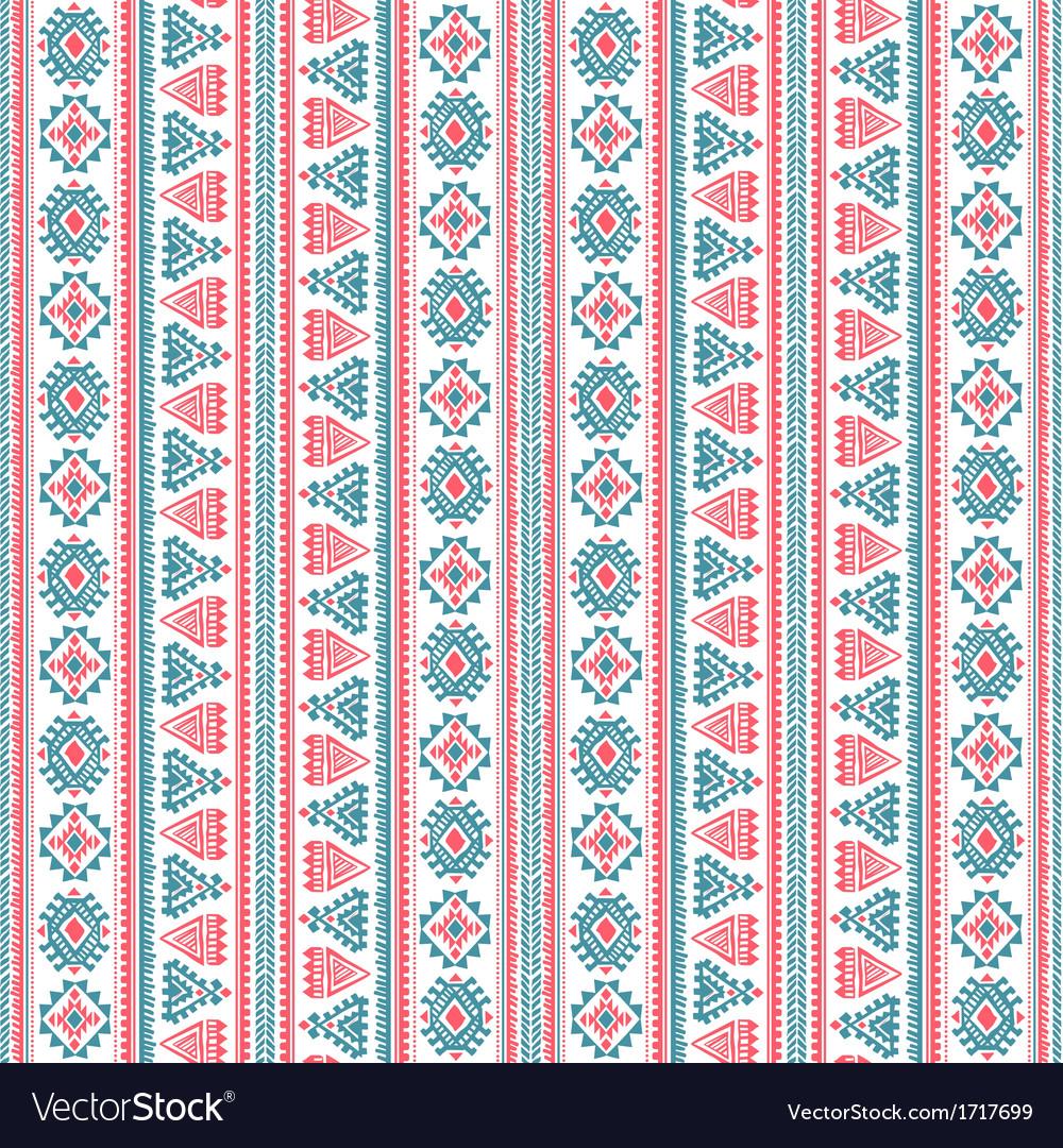 Tribal vintage ethnic pattern seamless vector   Price: 1 Credit (USD $1)