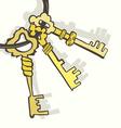 Keys9 vector