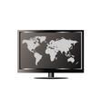 World tv vector