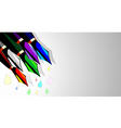 Art abstract vector