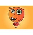 Cute cartoon character vector