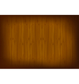 Wood brown background vector