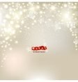 Christmas holidays background vector