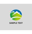 House abstract icon logo design template vector
