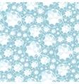 Shiny diamonds seamless pattern background vector