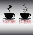 Label coffee vector