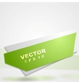 Abstract vibrant banner sticker vector