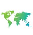 World graphic vector
