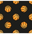 Universal basketball seamless patterns vector