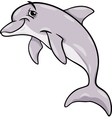 Dolphin animal cartoon vector
