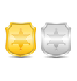 Police badges vector