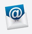 Mail design vector