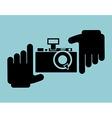 Camera photographic vector