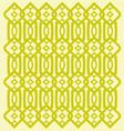 Modern trellis pattern vector