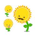 Sunflower 004 vector