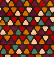 Funky retro seamless pattern vector