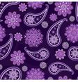 Seamless pattern with turkish cucumbers and flower vector