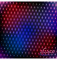 Bright the background disco vector