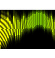 Abstract equalizer background vector