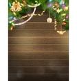 Holidays with christmas decor eps 10 vector