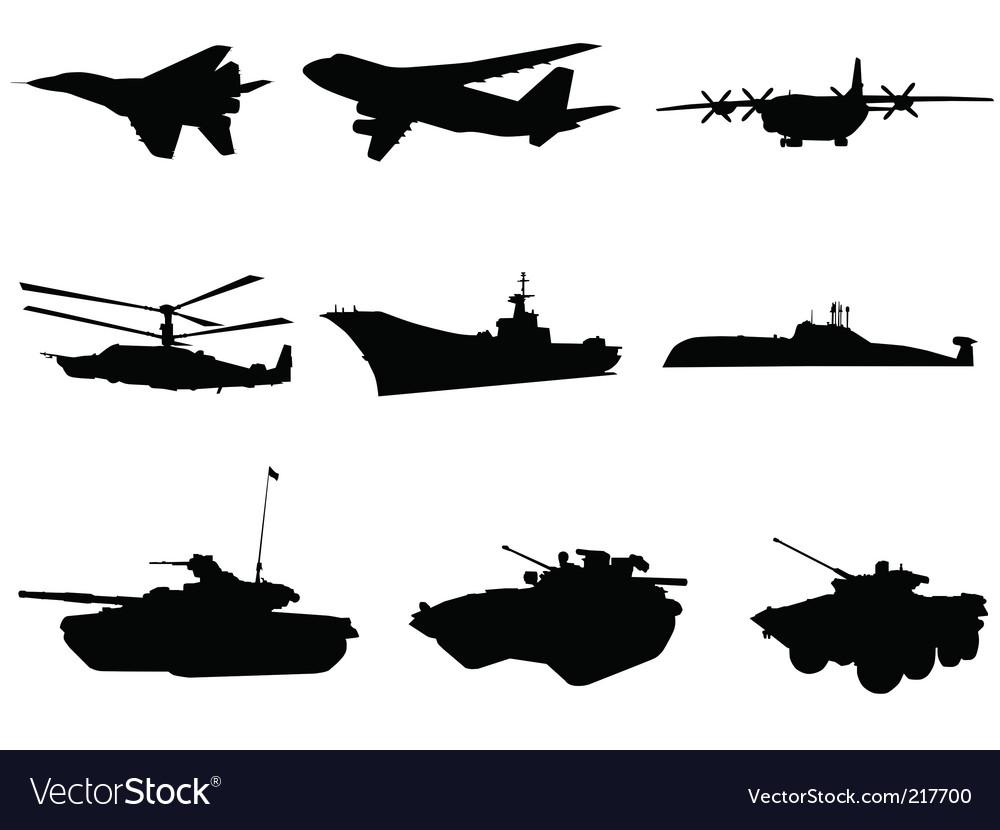 Military technics vector   Price: 1 Credit (USD $1)