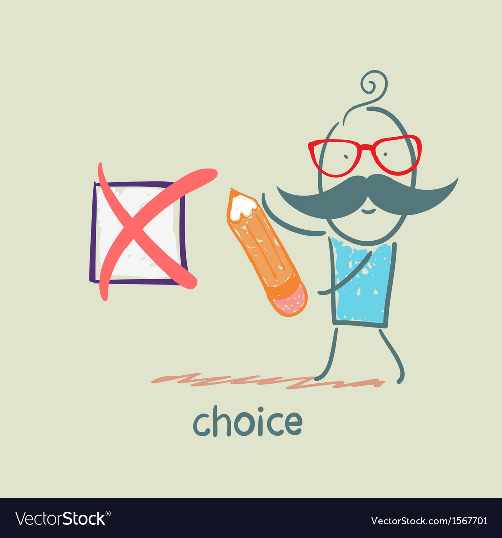 Choice vector | Price: 1 Credit (USD $1)