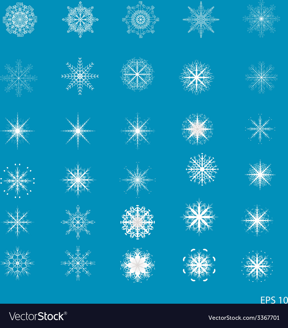 Snow fake vector | Price: 1 Credit (USD $1)