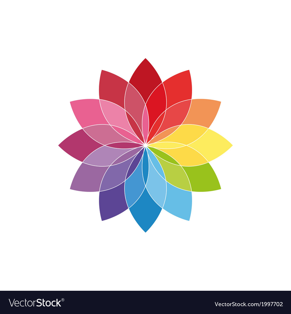 Abstract colorful logo vector | Price: 1 Credit (USD $1)
