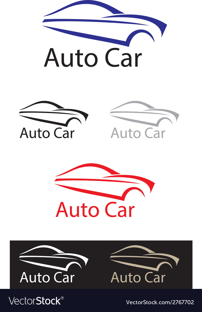 Auto car logo vector | Price: 1 Credit (USD $1)