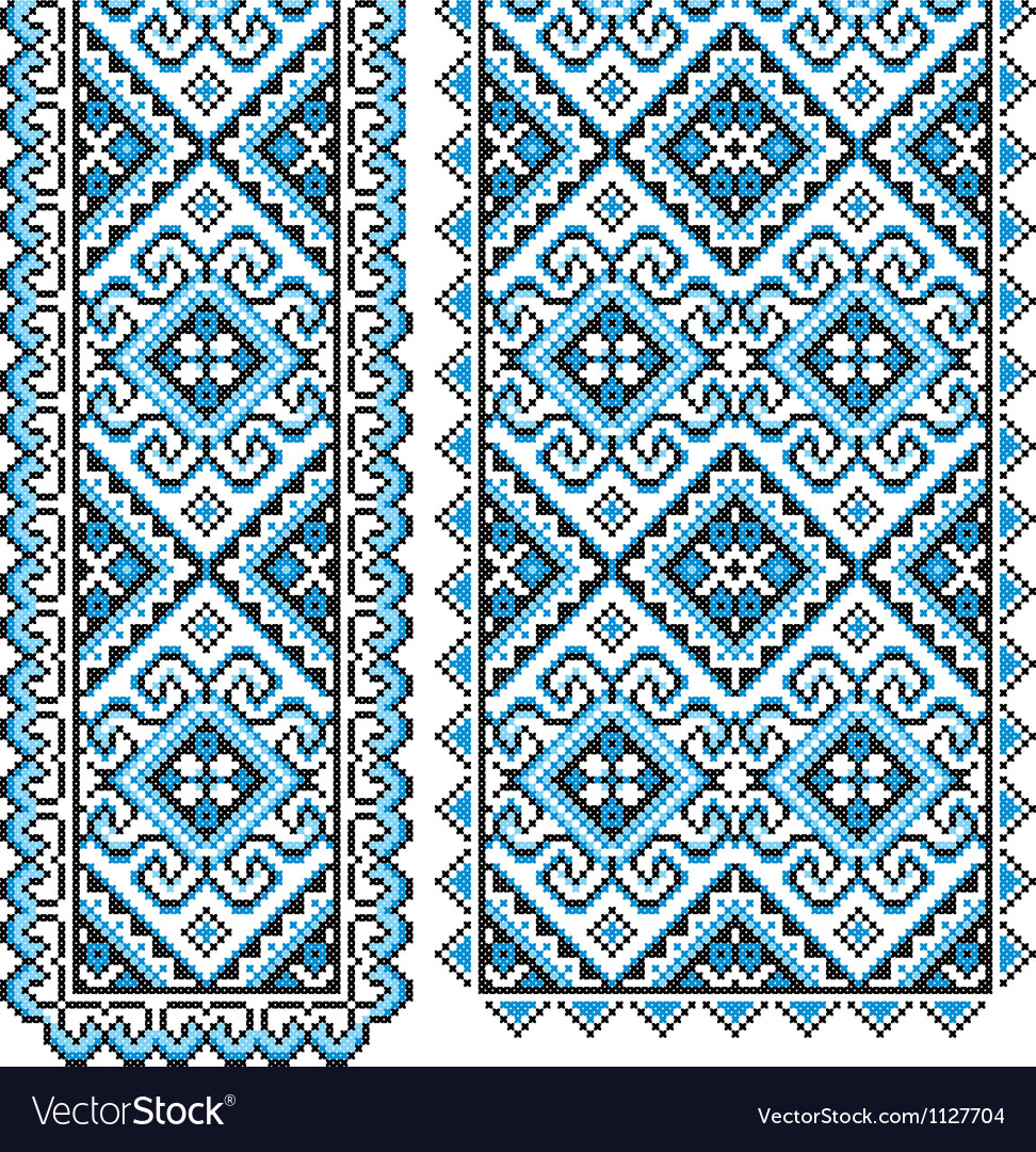 Ukrainian national ornament vector | Price: 1 Credit (USD $1)