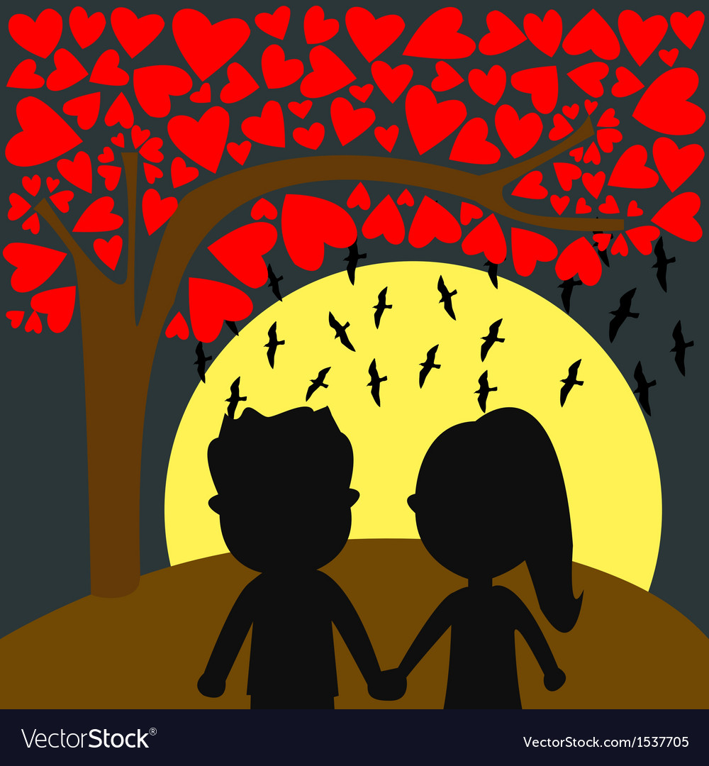 Love you forever vector | Price: 1 Credit (USD $1)