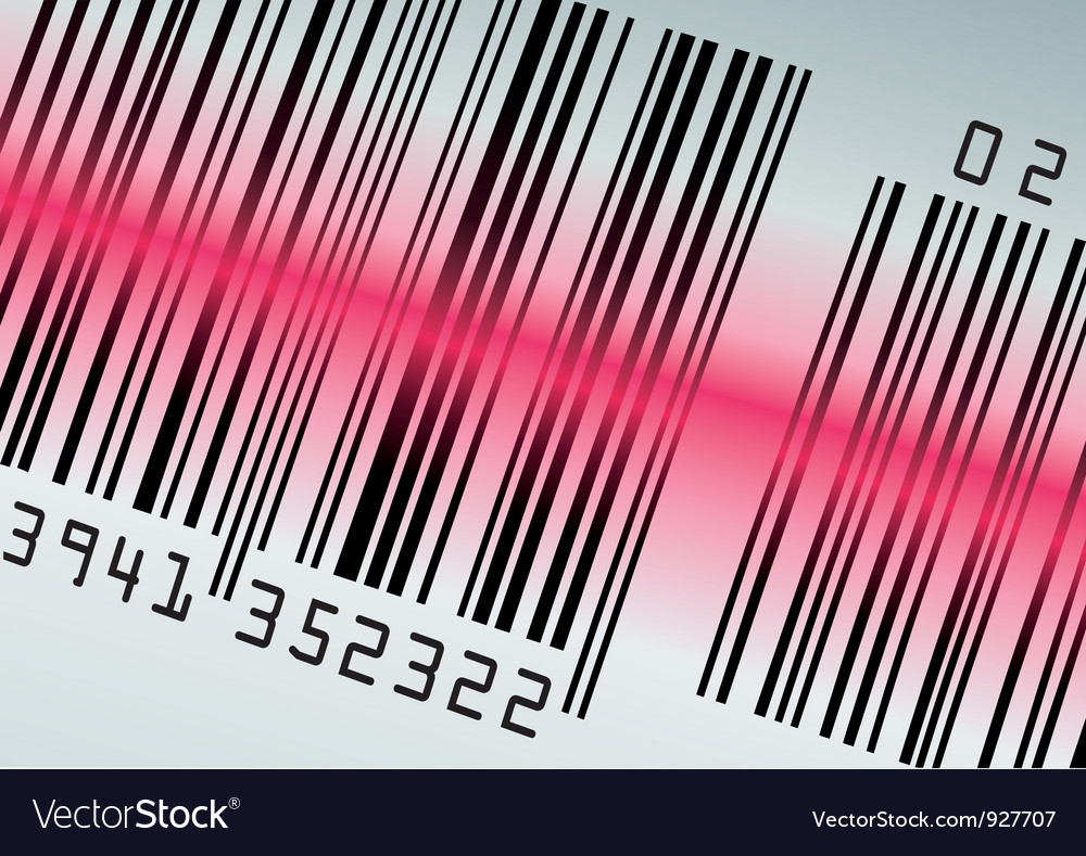 Barcode vector | Price: 3 Credit (USD $3)