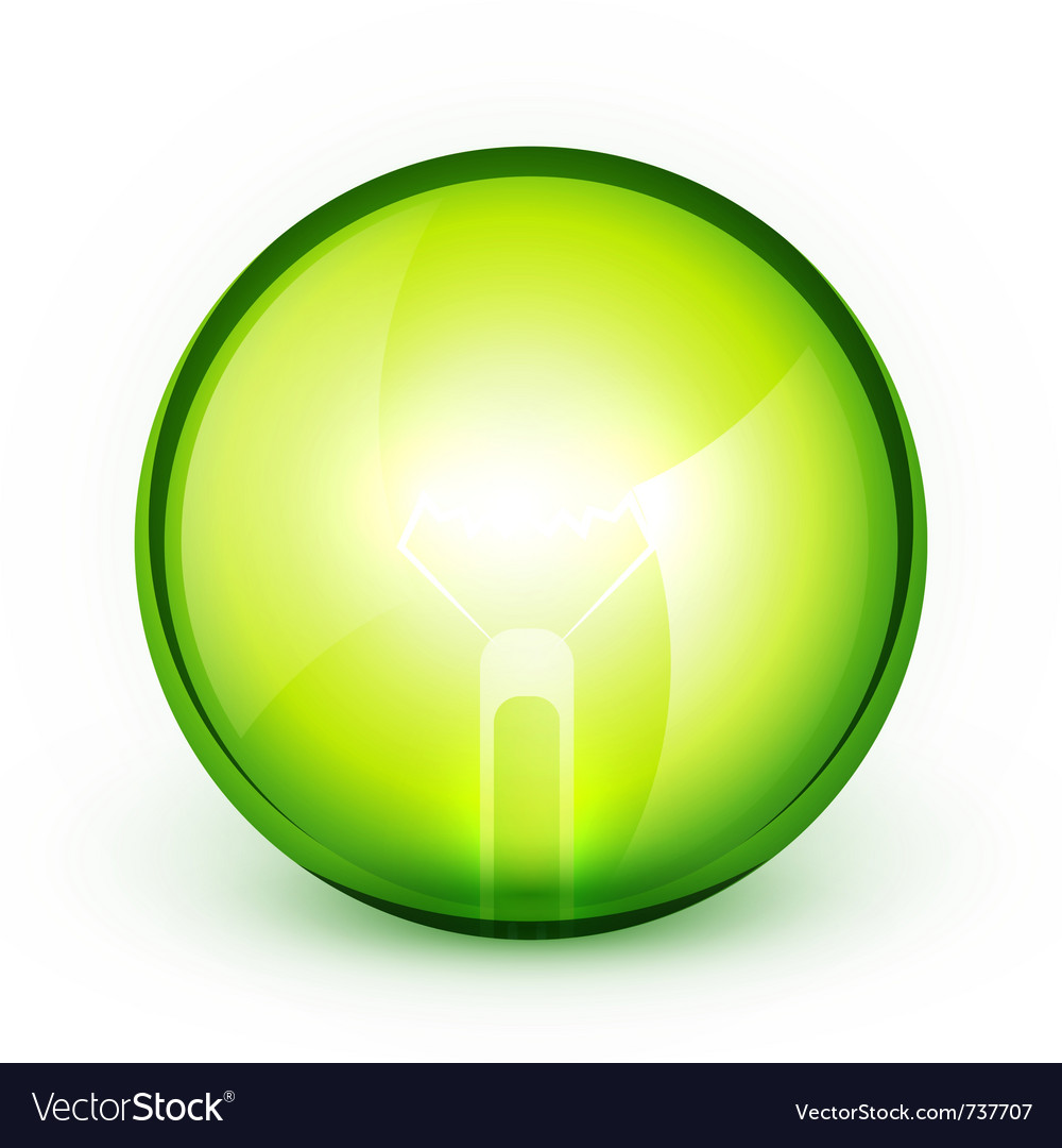 Green energy background vector | Price: 1 Credit (USD $1)