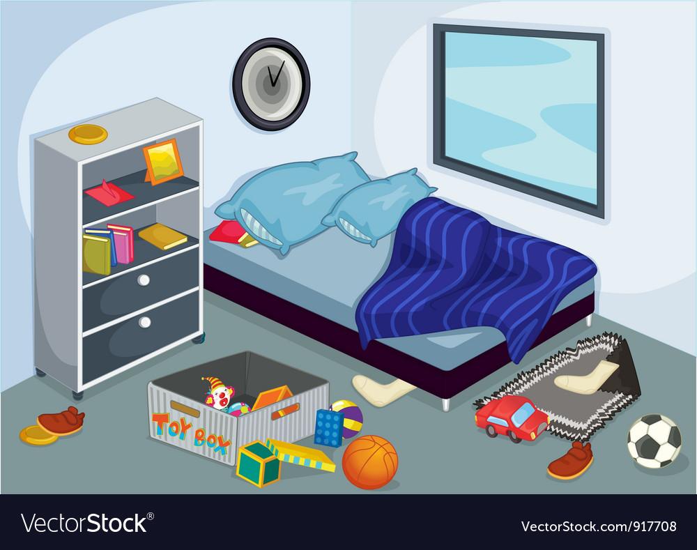 Bedroom vector | Price: 3 Credit (USD $3)