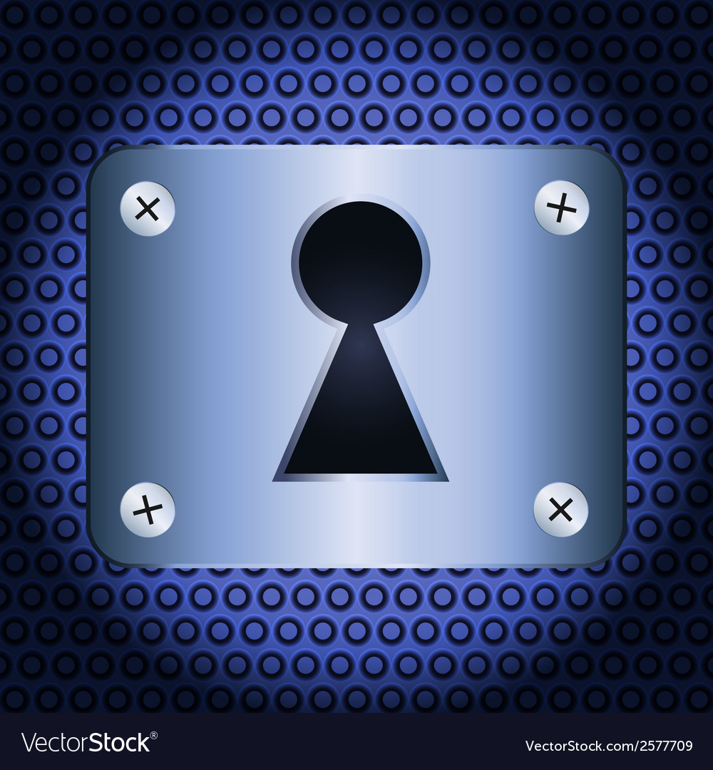 Keyhole vector | Price: 1 Credit (USD $1)