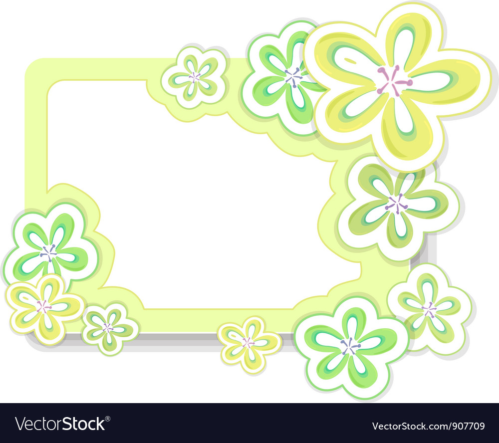 Leafy template vector | Price: 1 Credit (USD $1)