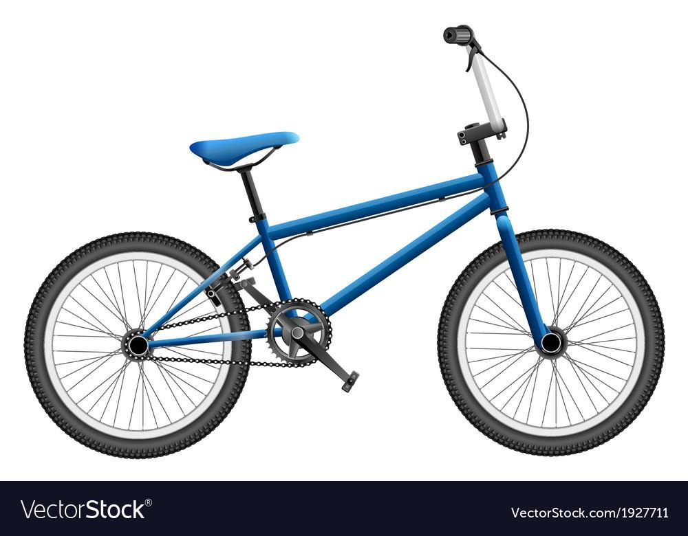 Bmx bike vector | Price: 1 Credit (USD $1)