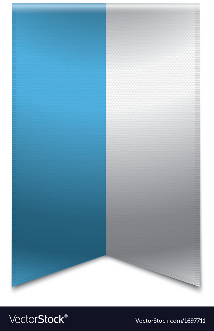 Ribbon banner - flag of san marino vector | Price: 1 Credit (USD $1)