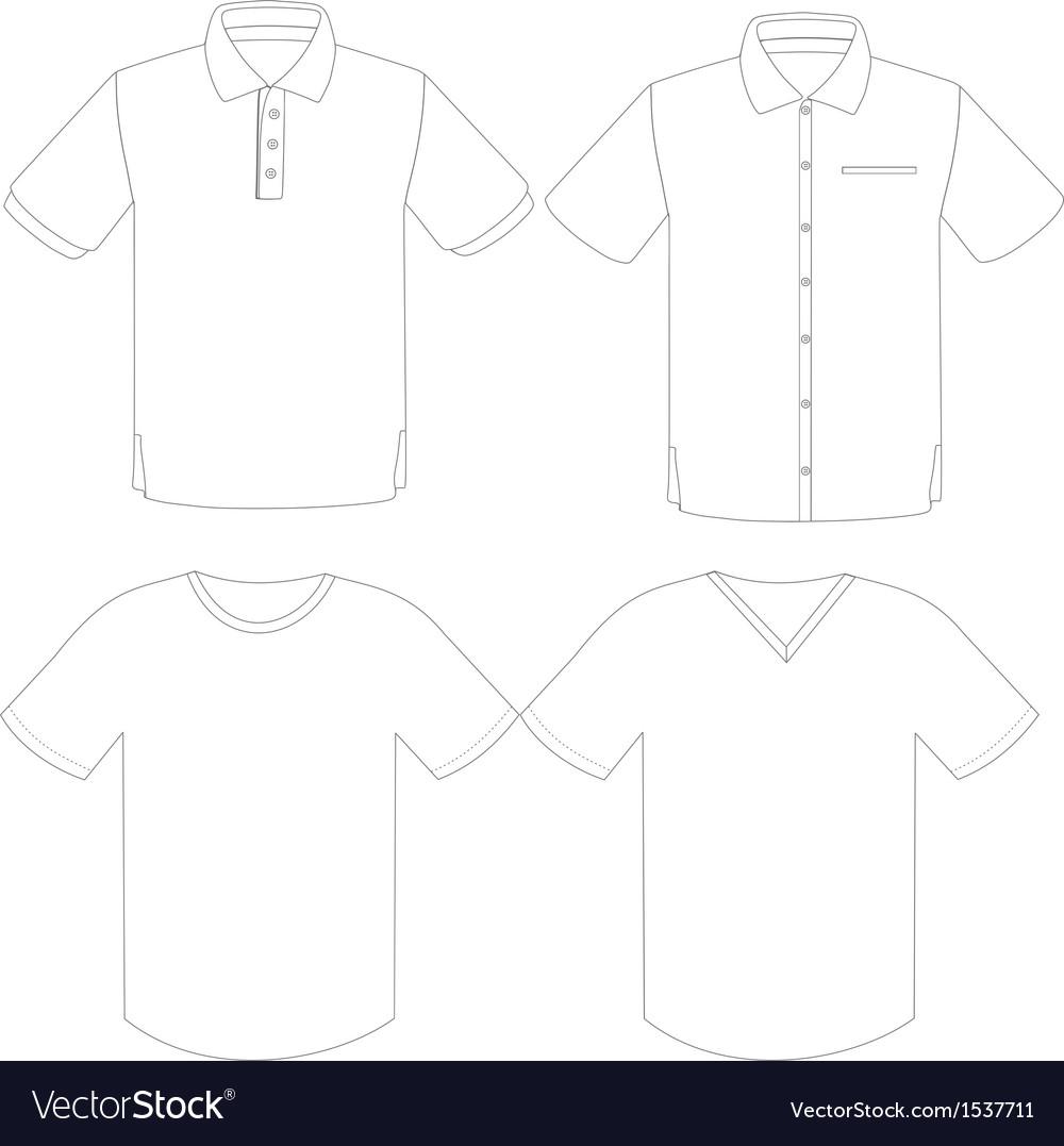 Tshirt vector   Price: 1 Credit (USD $1)