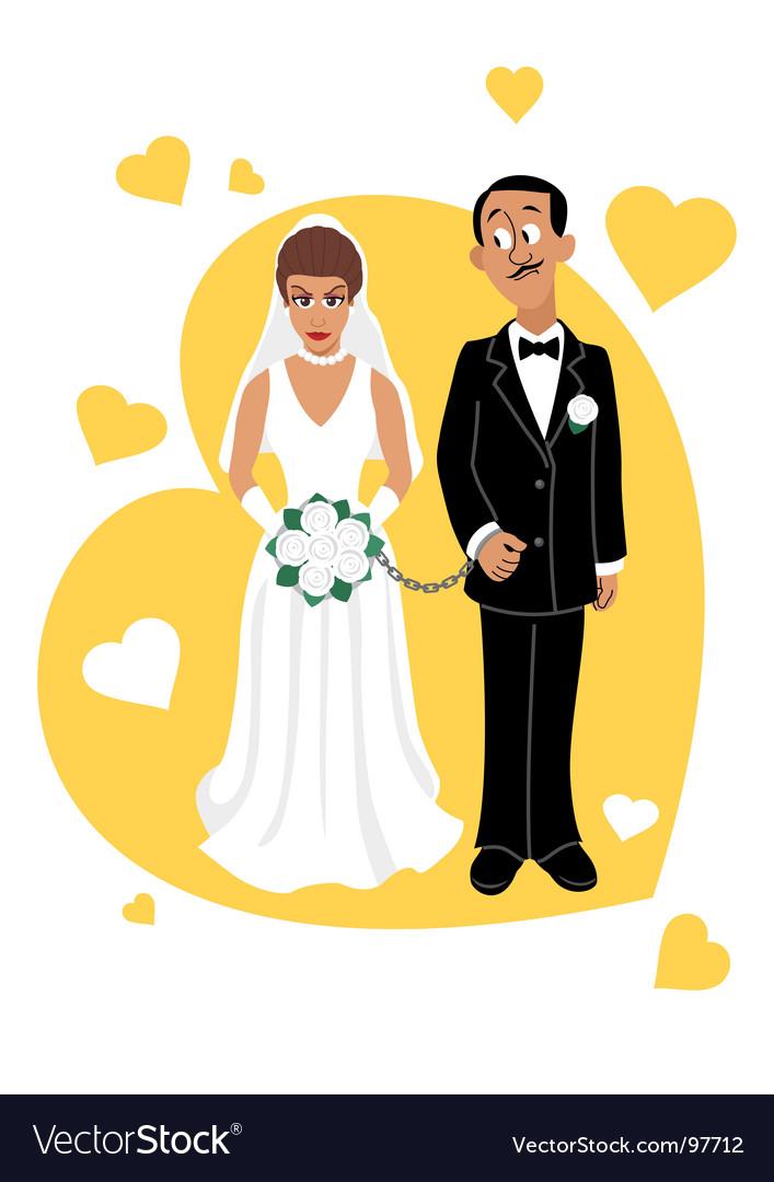 Wedding photo vector | Price: 1 Credit (USD $1)