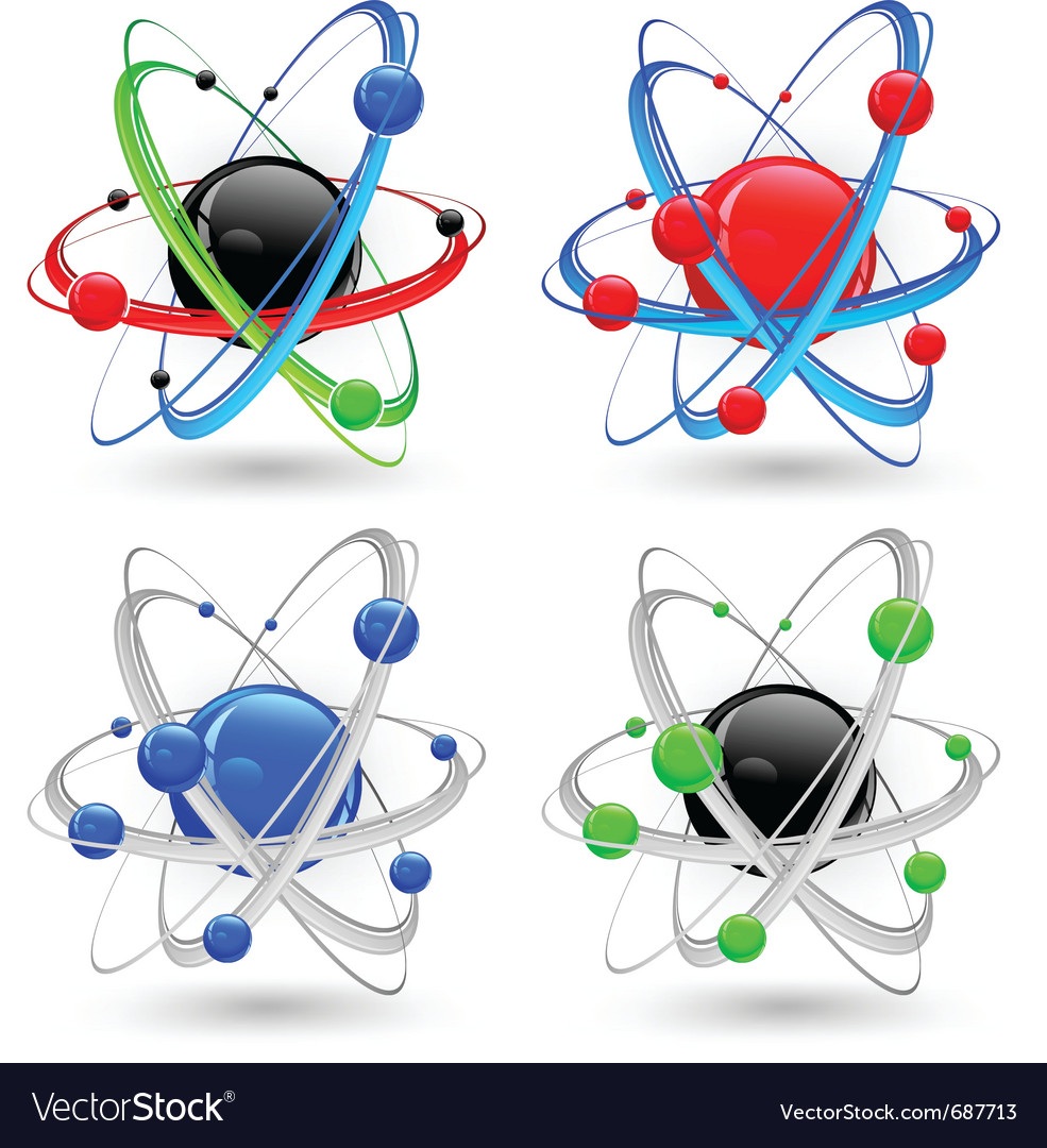 Central nucleus vector | Price: 1 Credit (USD $1)