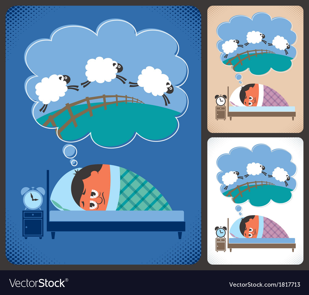 Insomnia vector | Price: 1 Credit (USD $1)